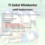 3. kolo 1.ligy Klimkovice